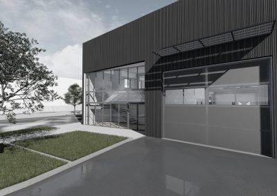 Progetti studio architettura Gallucci Terlizzi associati Brescia